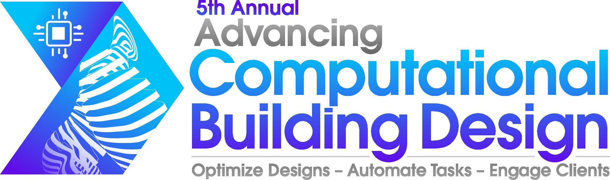 Advancing Computational Building Design 2021 logo